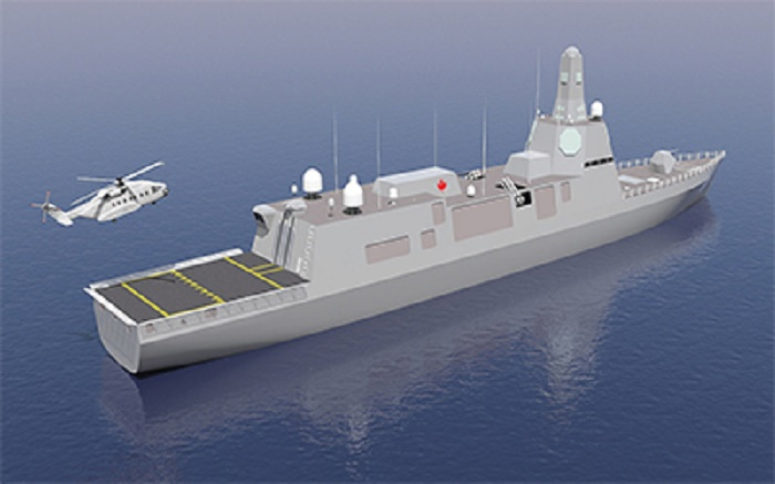 IAI to sell MF-STAR Radar to the Canadian Navy   Israel ...
