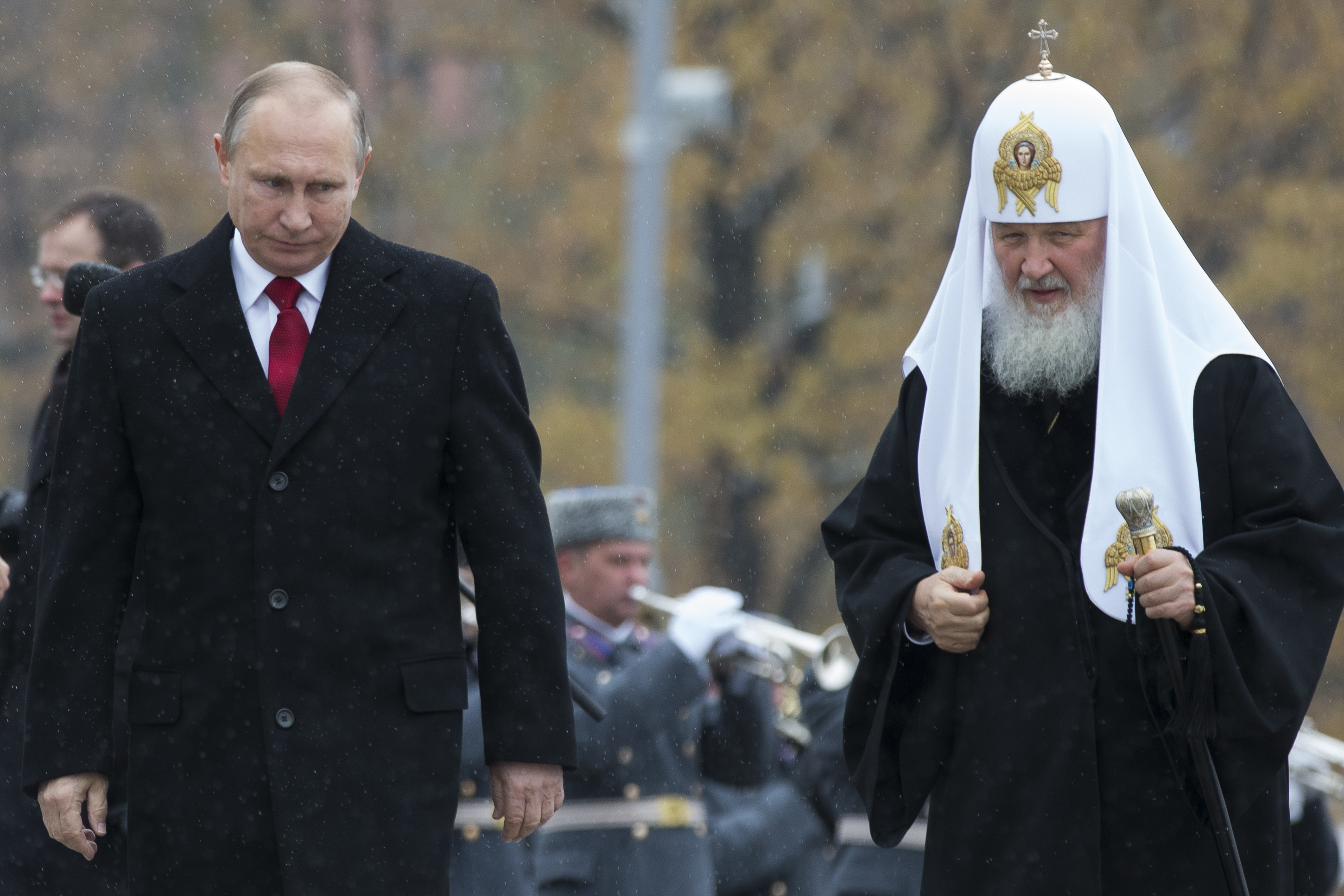 Peace and Sword: Orthodox View