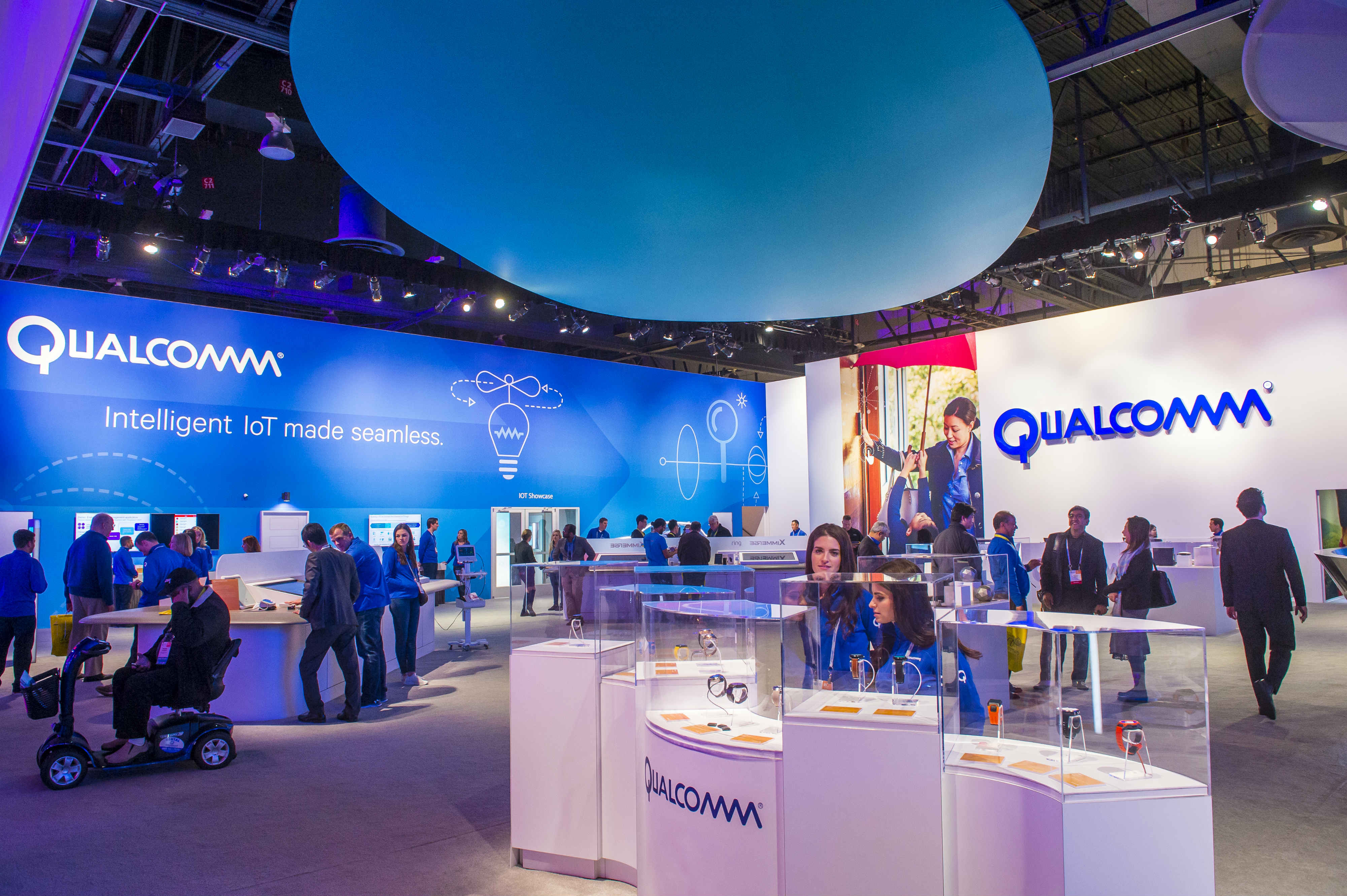 Qualcomm Introduces Next-Gen Cellular Chipset Purpose-Built