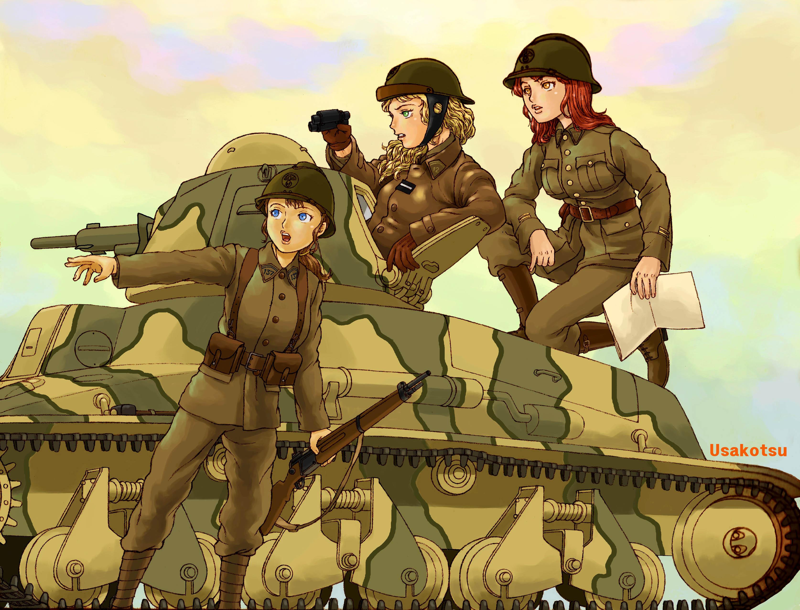 בבחינה: נשים לוחמות בחיל השריון