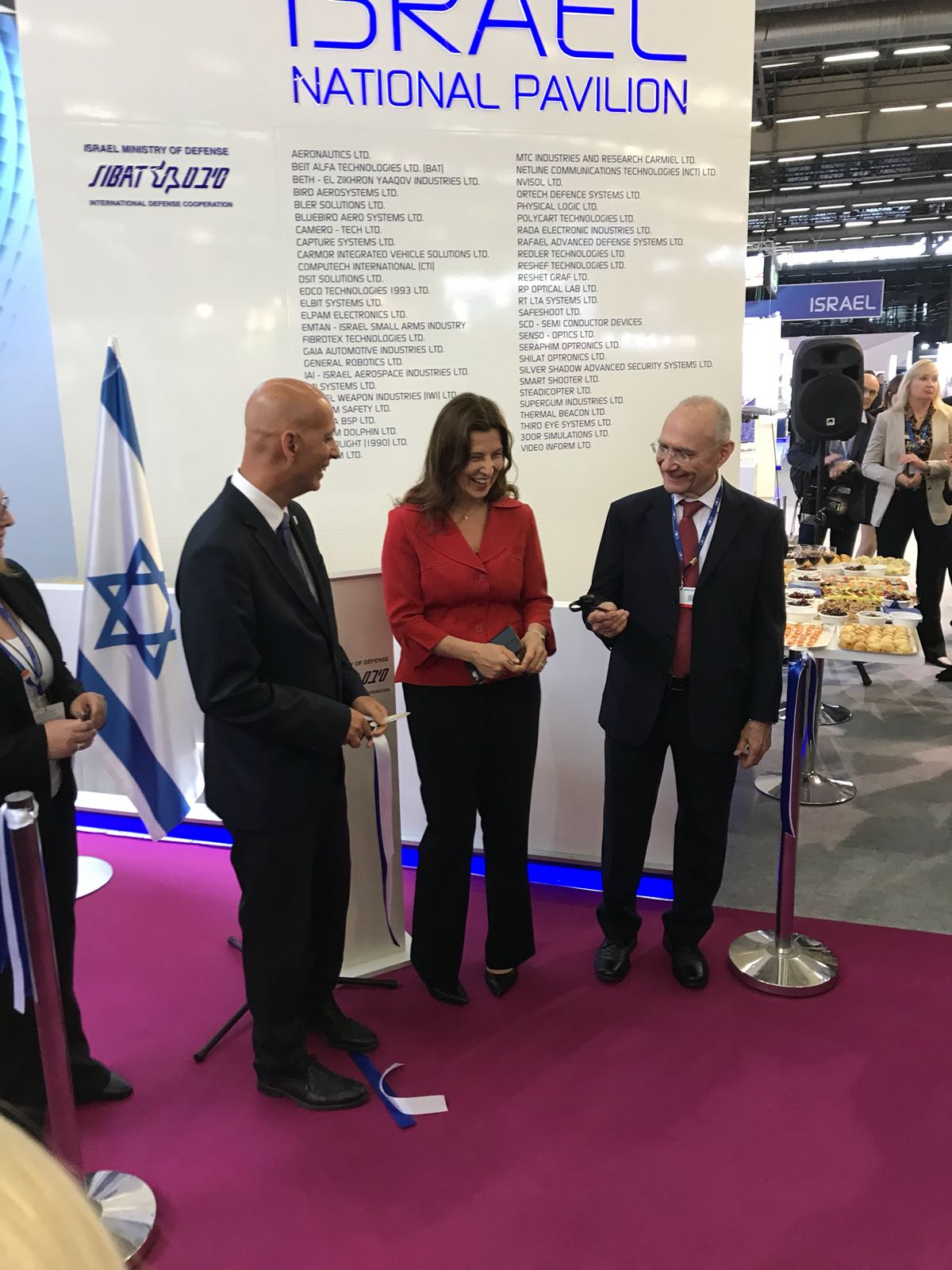 Record Number of Israeli Exhibitors at Eurosatory 2018