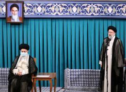 ראיסי: נפעל להסרת הסנקציות נגד איראן