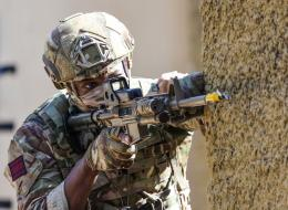 הצבא הבריטי מחפש רובה סער חדש עבור חטיבת המבצעים המיוחדים שלו