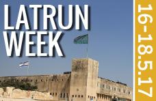 THE SPECIAL LATRUN WEEK