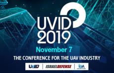 UVID 2019 - הארוע למערכות בלתי מאויישות