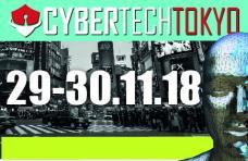 Cybertech Tokyo, 2018