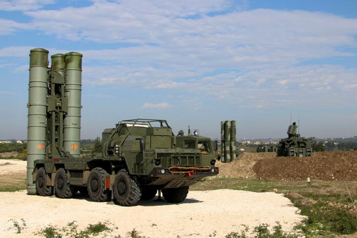 Report: Russia to Provide S-300 Missile Systems to Syria Soon