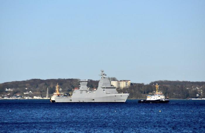 אח״י מגן הועברה באופן רשמי לפיקוד זרוע הים