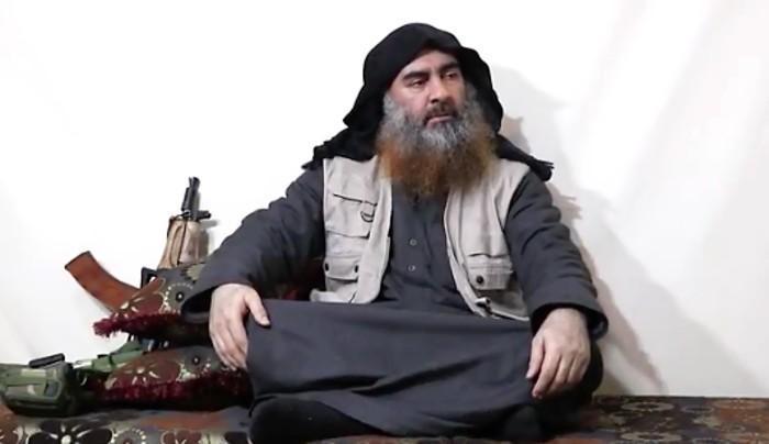 """דיווח: ארה""""ב חיסלה את מנהיג דאעש אל בגדדי"""