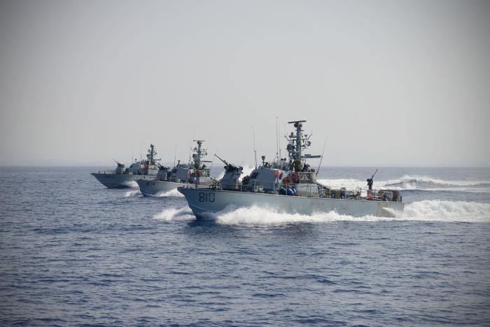 הותר לפרסום: סוכל פיגוע נגד חיל הים