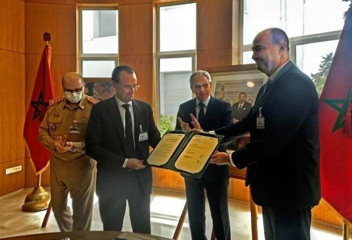 Morocco, Israel sign agreement on cooperation in cyber defense
