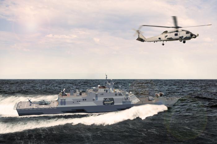 """ארה""""ב תספק לצי המלחמה הסעודי ארבע ספינות שטח מהירות"""