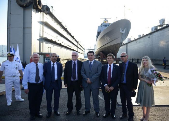 הספינה החדשה עבור קפריסין: מהירות ומערכות מתקדמות להגנה וניווט