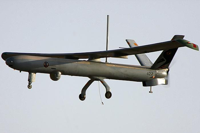 Elbit signs agreement to manufacture Watchkeeper drones in Romania