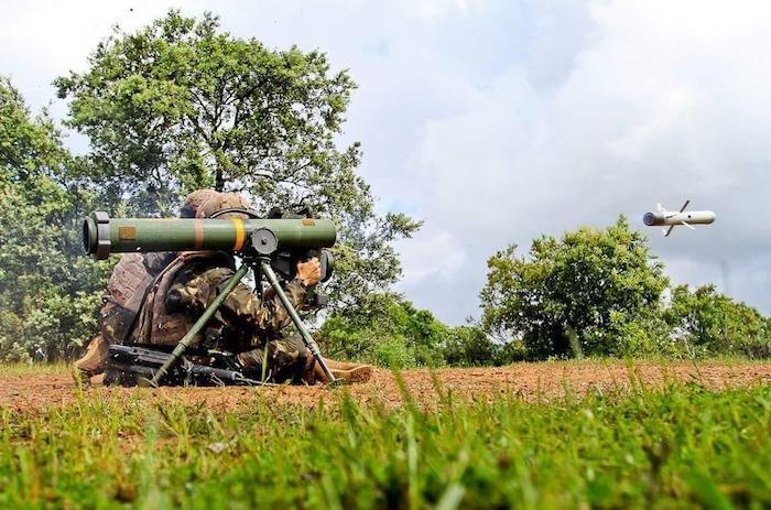 אספקת בזק: רפאל מסרה את טילי הספייק להודו