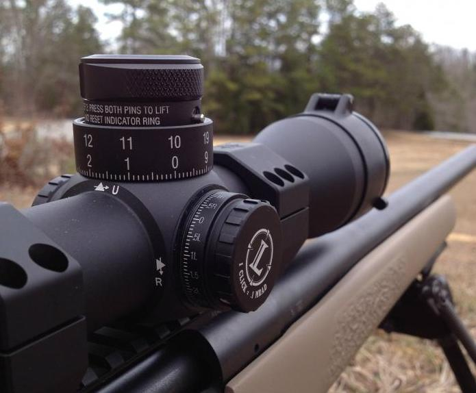 New Telescopic Sight for IDF Snipers