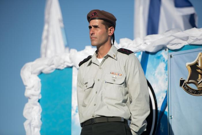 """נבחרי השנה של כותבי ישראל דיפנס: הקצין המחבר את הפלמ""""ח לגבול הצפון - אל""""מ רועי לוי"""