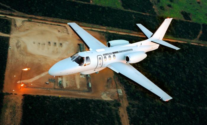 BIRD AEROSYSTEMS: מערכות מוטסות להגנה מפני טילים ומערכות ניהול משימה