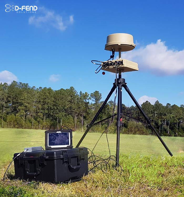 D-Fend Solutions' EnforceAir selected by the US DIU during 'Counter Drone 2'