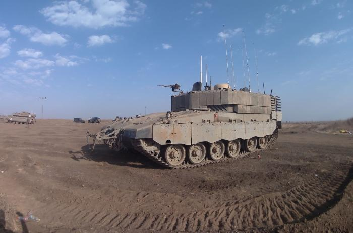 Mobius crew seats to be installed in IDF's Ofek armored personnel carriers
