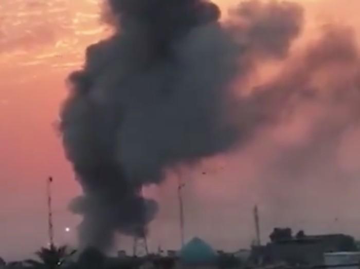 """""""לקראת מערכה בין ארה""""ב וישראל לאיראן בעיראק"""""""