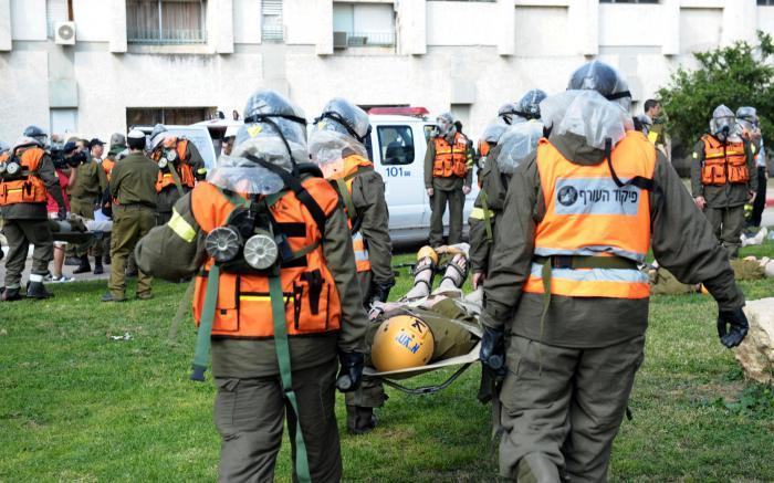 The Local Authority as an Essential Building Block in Handling Emergencies