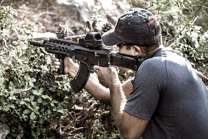 The Kalashnikov Assault Rifle Makes Aliyah