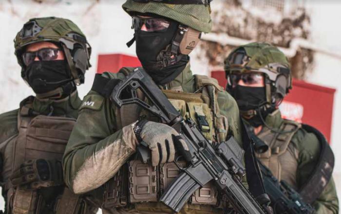 IWI Introduces Multi-Caliber ARAD Assault Rifle