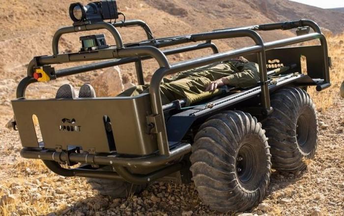 צבא צרפת בדרך לרכישת רובוטים מחברה ישראלית