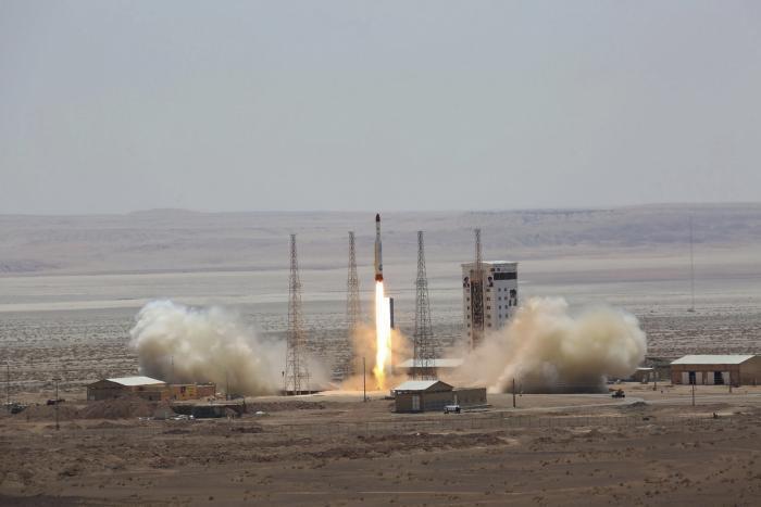 פעם נוספת: איראן נכשלה בשיגור לוויין
