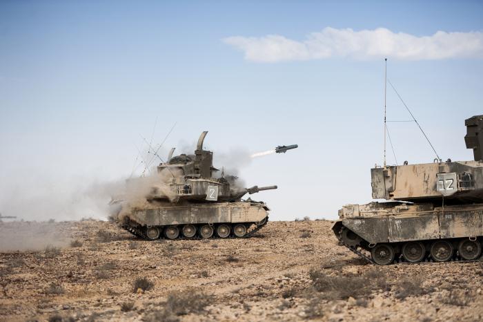 טנק הפרא - התשובה הישראלית לשריון הרוסי