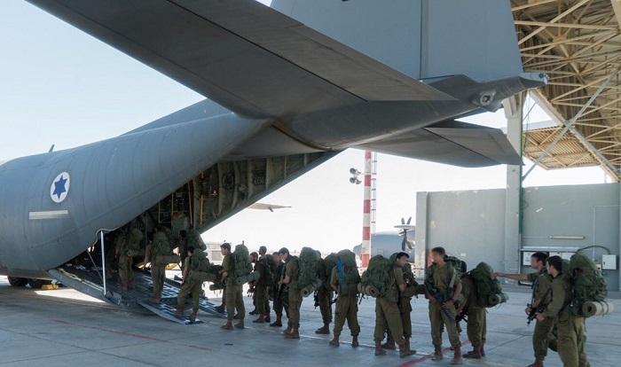 """כוחות צה""""ל יוצאים להתאמן בקפריסין"""