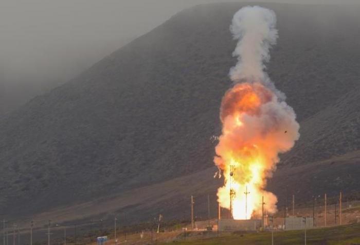 US conducts successful ICBM interception test