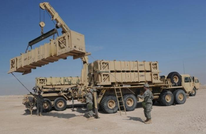 US removes air defense batteries from Saudi Arabia