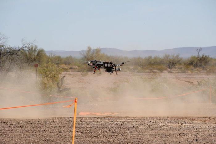 IAI, Israel's Xtend shortlisted in demonstration of counter-drone systems for US military