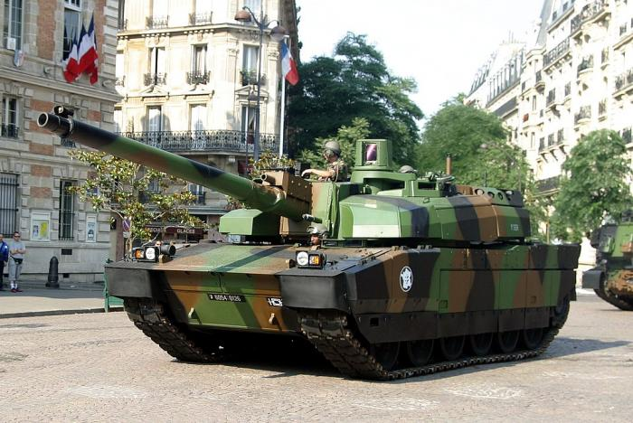 מידע מסווג אודות טנק צרפתי הודלף לפורום משחקי רשת
