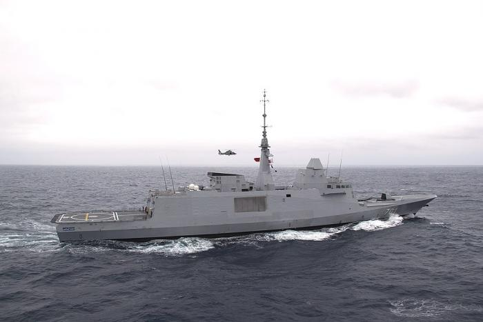 מרוקו מצטיידת באוניות איטלקיות