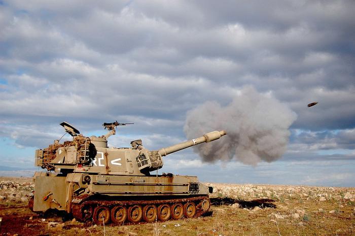 ירי רקטות מלבנון. צה״ל מגיב באש תותחים