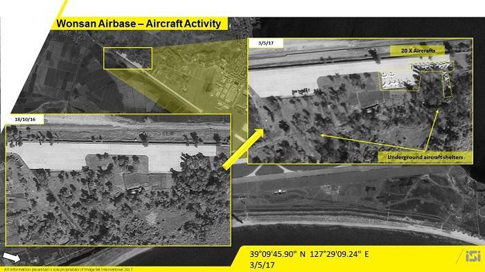 Satellite Images Reveal: North Korea is Preparing for War