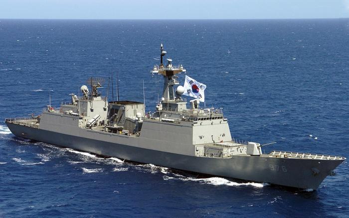 צוות אונייה דרום קוריאנית שביצע משימת לחימה נגד פיראטים נדבק כמעט כולו בנגיף הקורונה
