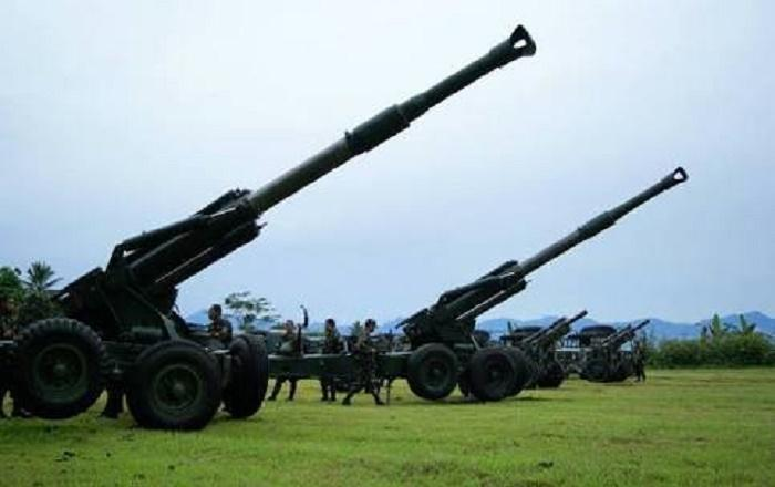 Elbit to sell Six Towed Howitzers to the Philippines