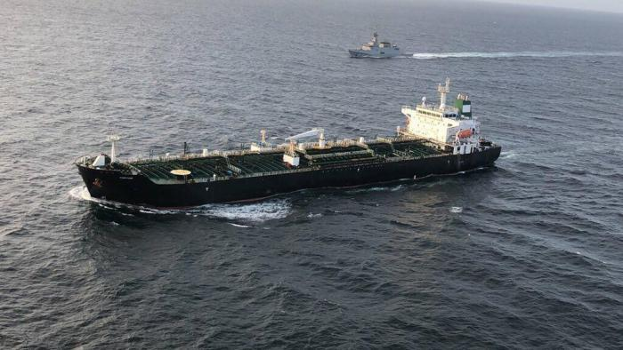 Iran's shadow fleet of tankers increases its smuggling of oil to China