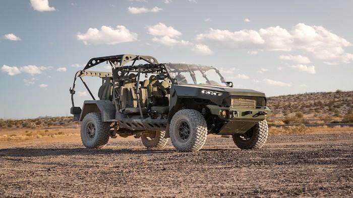 """צבא ארה""""ב בוחר בחברת GM לבנות את צי רכבי החי""""ר המחלקתיים החדשים"""