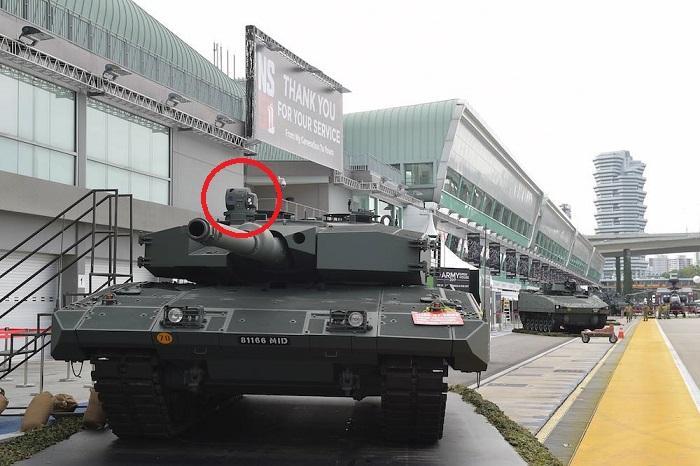Leopard 2sg