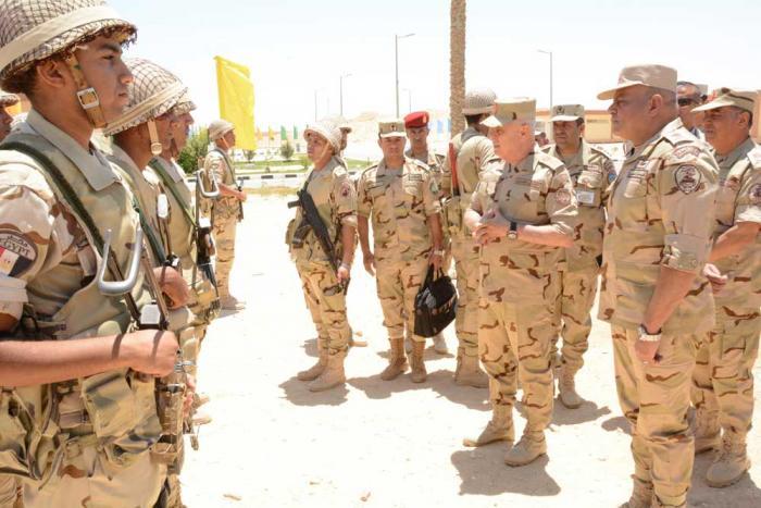 Comprehensive Operation Sinai 2018: Interim Summary   Israel