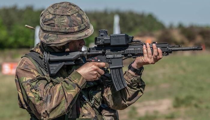 US Marine Corps purchases Smart Shooter's SMASH 2000