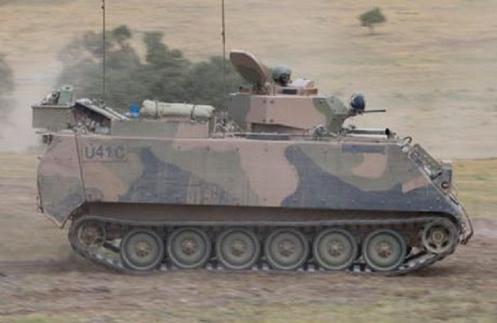 הצבא האוסטרלי שוקל מערכות הגנה אקטיבית ישראליות לשלב השלישי של לנד 400