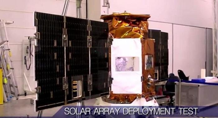 צפו: לווין 'ונוס' פרי פיתוח התעשייה האווירית
