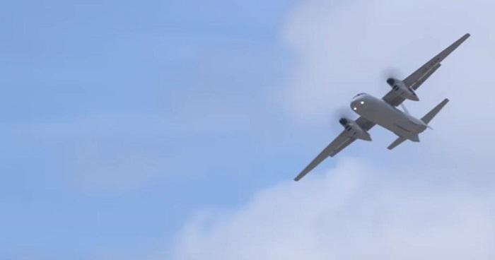 איחוד האמירויות הערביות תפתח מטוסי מטען עם אוקראינה