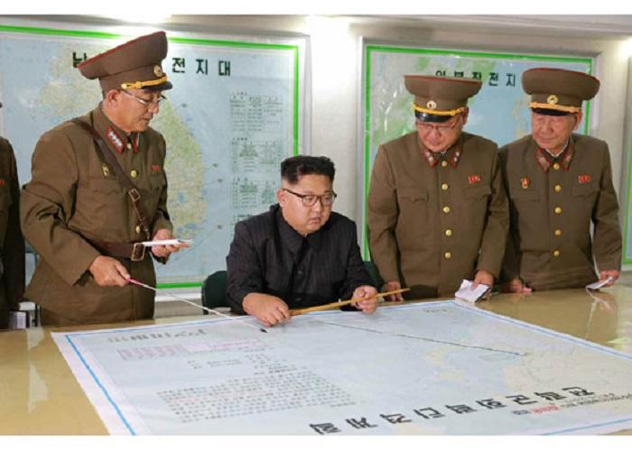 צפון קוריאה ואיראן גרעיניות יהיו מחוסנות ממרד אזרחי נגד השלטון. דעה
